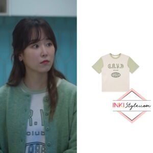 Seo Hyun-jin's 1986 T-shirt in You Are My Spring
