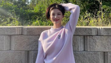 Kim Yoo-jung's Outfit on Instagram on September 21, 2021