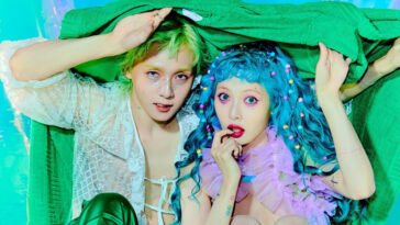 Hyuna & Dawn Ping Pong MV Fashion