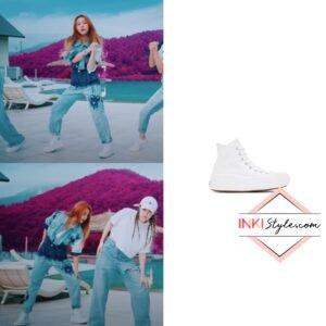 MAMAMOO Mumumumuch MV Kpop Fashion - Wheein - Look 2