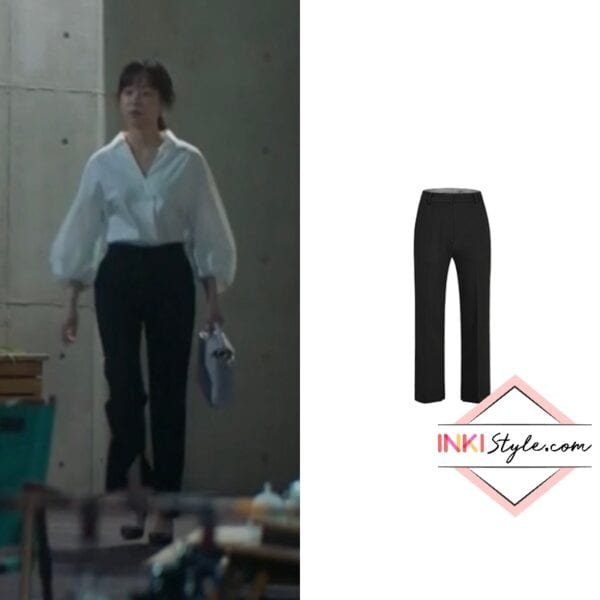 Seo Hyun-jin's A Twill Side Slit Pants in You Are My Spring