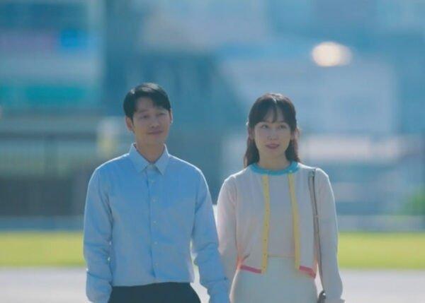 You Are My Spring Kdrama Fashion - Seo Hyun-Jin - Episode 14-2