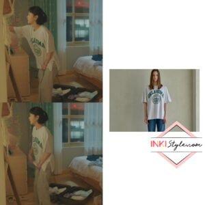 Yumi's Cells Kdrama Fashion - Kim Go-Eun - Episode 2-1