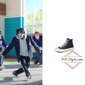Enhypen Heesung's Chuck Taylor All Star 70s in Tamed - Dashed MV