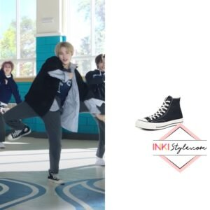Enhypen Niki's Chuck Taylor All Star 70s in Tamed - Dashed MV