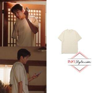 Hometown Cha-Cha-Cha Kdrama Fashion - Kim Seon-Ho - Episode 10-3