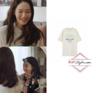 Hometown Cha-Cha-Cha Kdrama Fashion - Shin Min-Ah - Episode 11-7