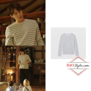 Hometown Cha-Cha-Cha Kdrama Fashion - Kim Seon-Ho - Episode 13-3