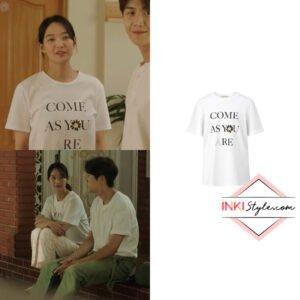 Hometown Cha-Cha-Cha Kdrama Fashion - Shin Min-Ah - Episode 12-5