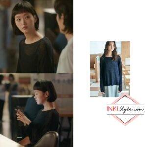Yumi's Cells Kdrama Fashion - Kim Go-Eun - Episode 8-3